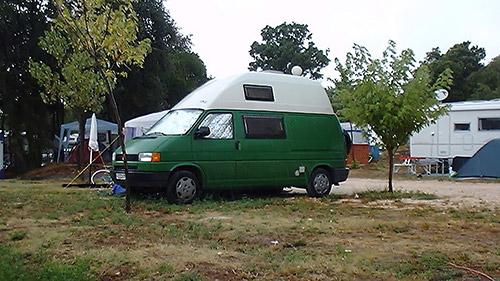 Wohnmobil T4
