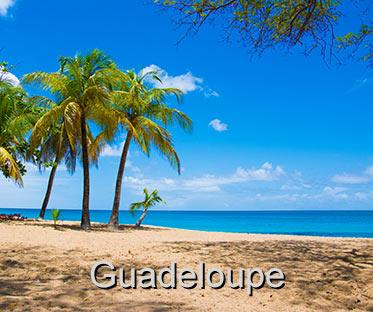 Urlaub Guadeloupe