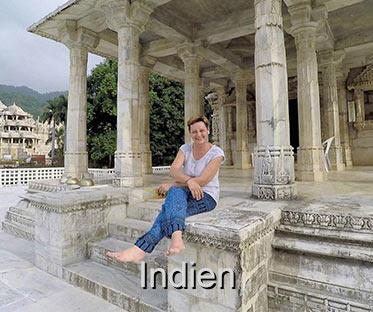 Urlaub Indien