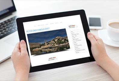 Webdesign für Firmen und NGOs