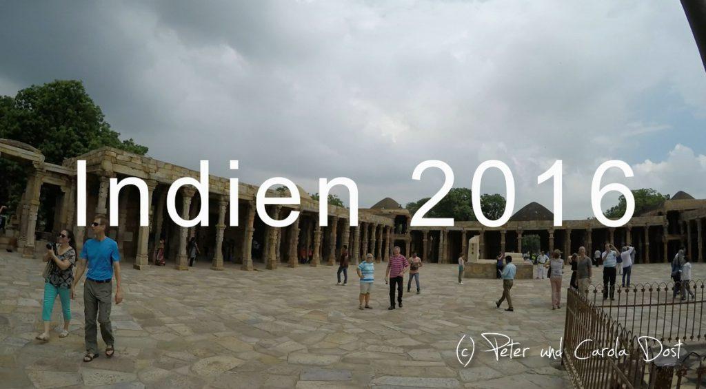 Indien 2016 Urlaubsvideo
