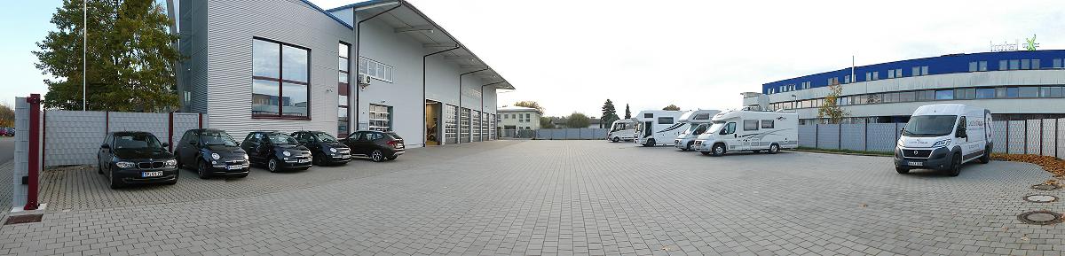 Carsten Stäbler GmbH Stellplätze