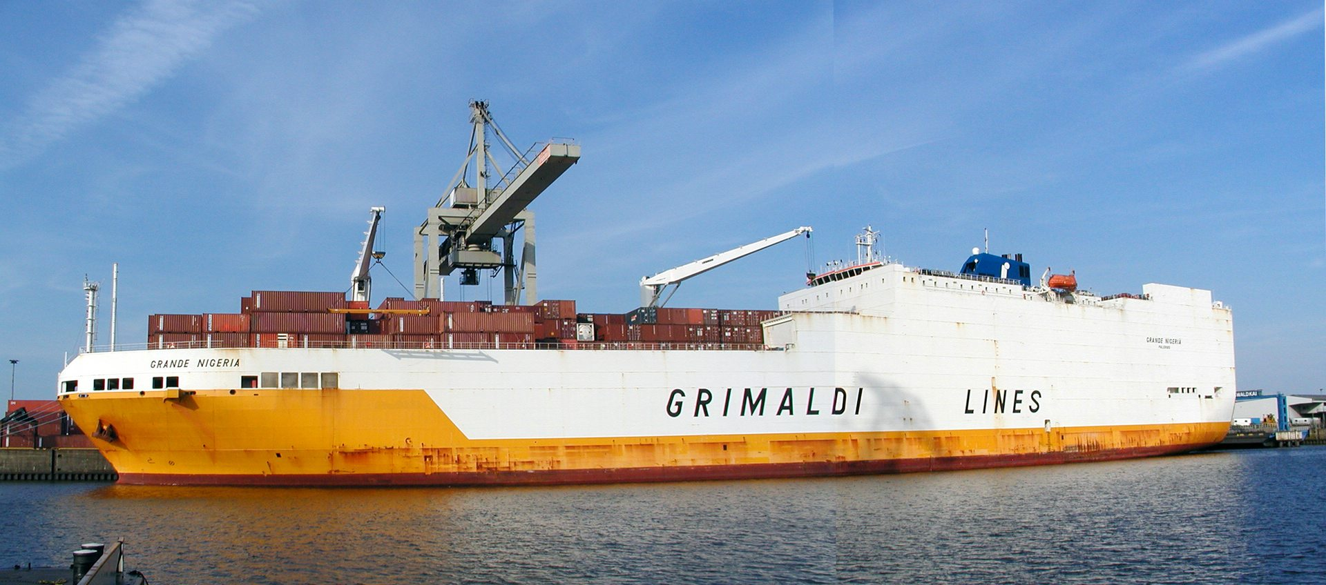 Grande Nigeria Grimaldi Lines