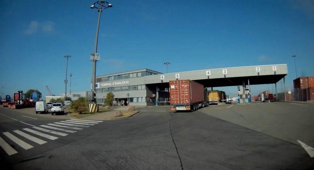 Terminal Oswaldkai