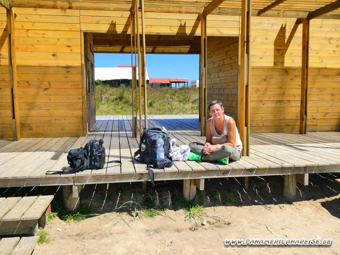 Cabo Polonio Uruguay Hippie Dorf