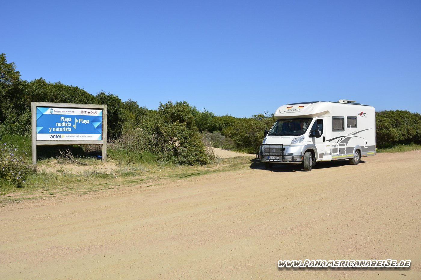 FKK Strand Chihuahua Uruguay