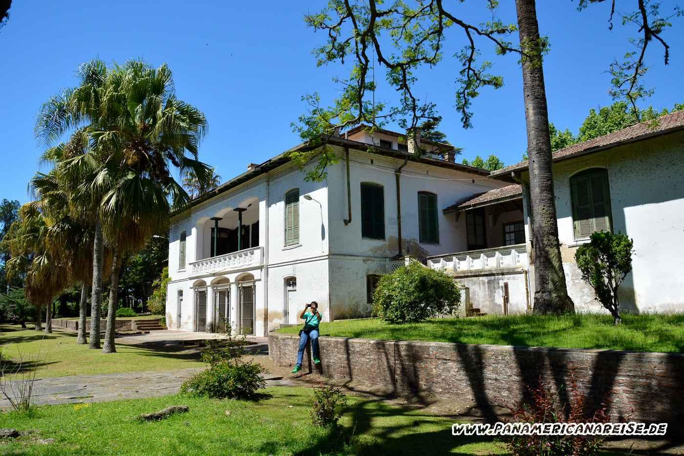 Casa Grande Industriemuseum Fray Bentos Uruguay
