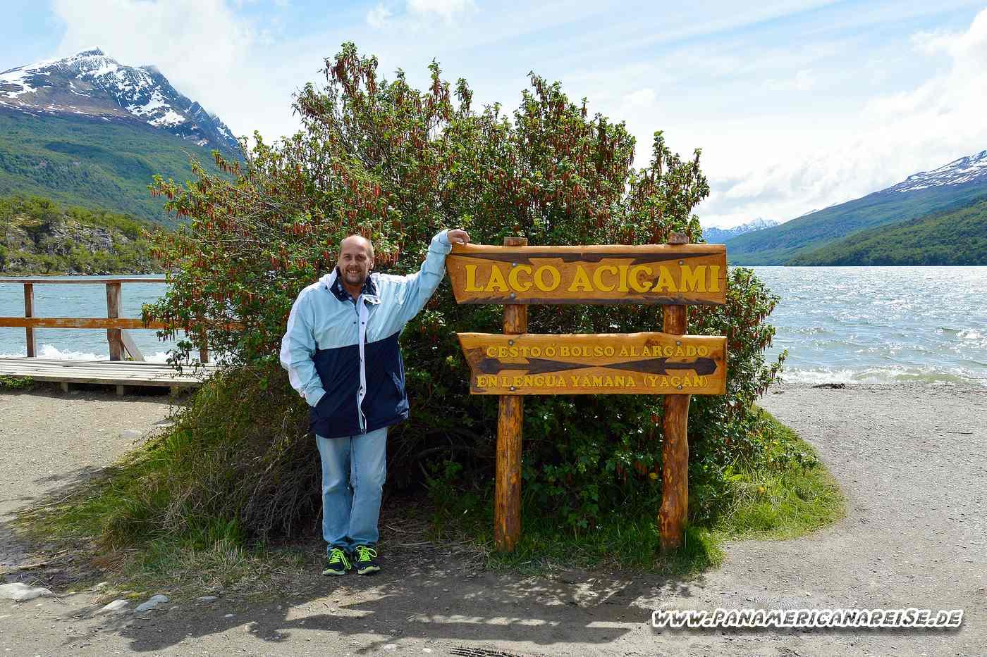 Parque Nacional Tierra del Fuego Ushuaia - Nationalpark Feuerland Ushuaia