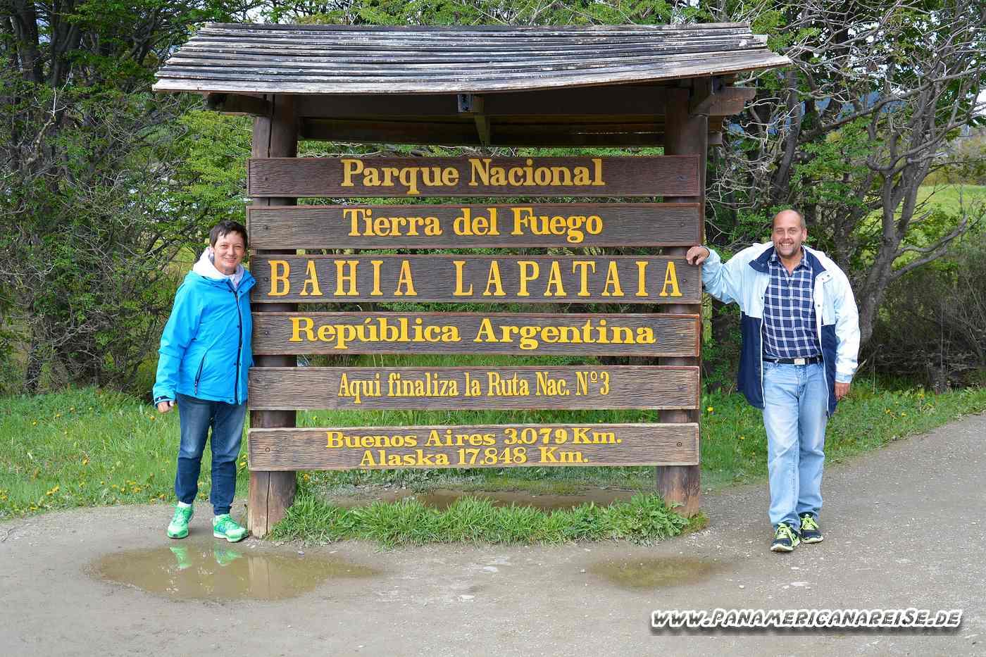 Parque Nacional Tierra del Fuego Ushuaia Argentina