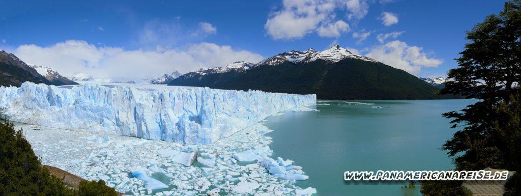 Parque Nacional Los Glaciares Gletscher Perito Moreno