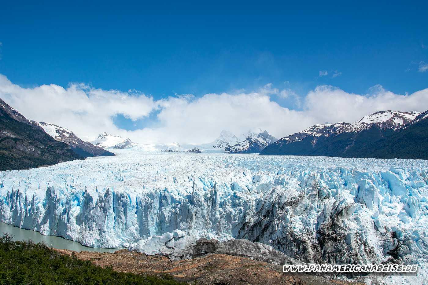 Glaciar Perito Moreno Argentina - Gletscher Perito Moreno Argentinien