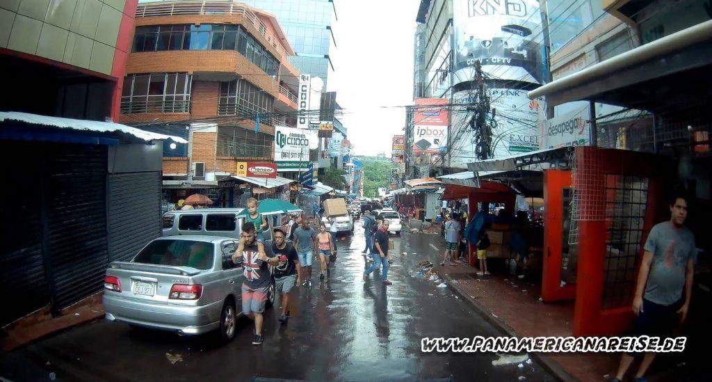 Ciudad del Este Paraguay Tax Free Shopping
