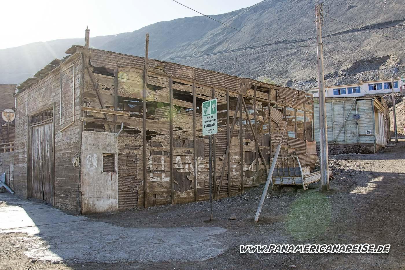 Pisagua Chile