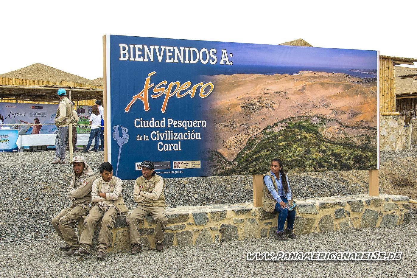 Aspero Supe Caral Peru
