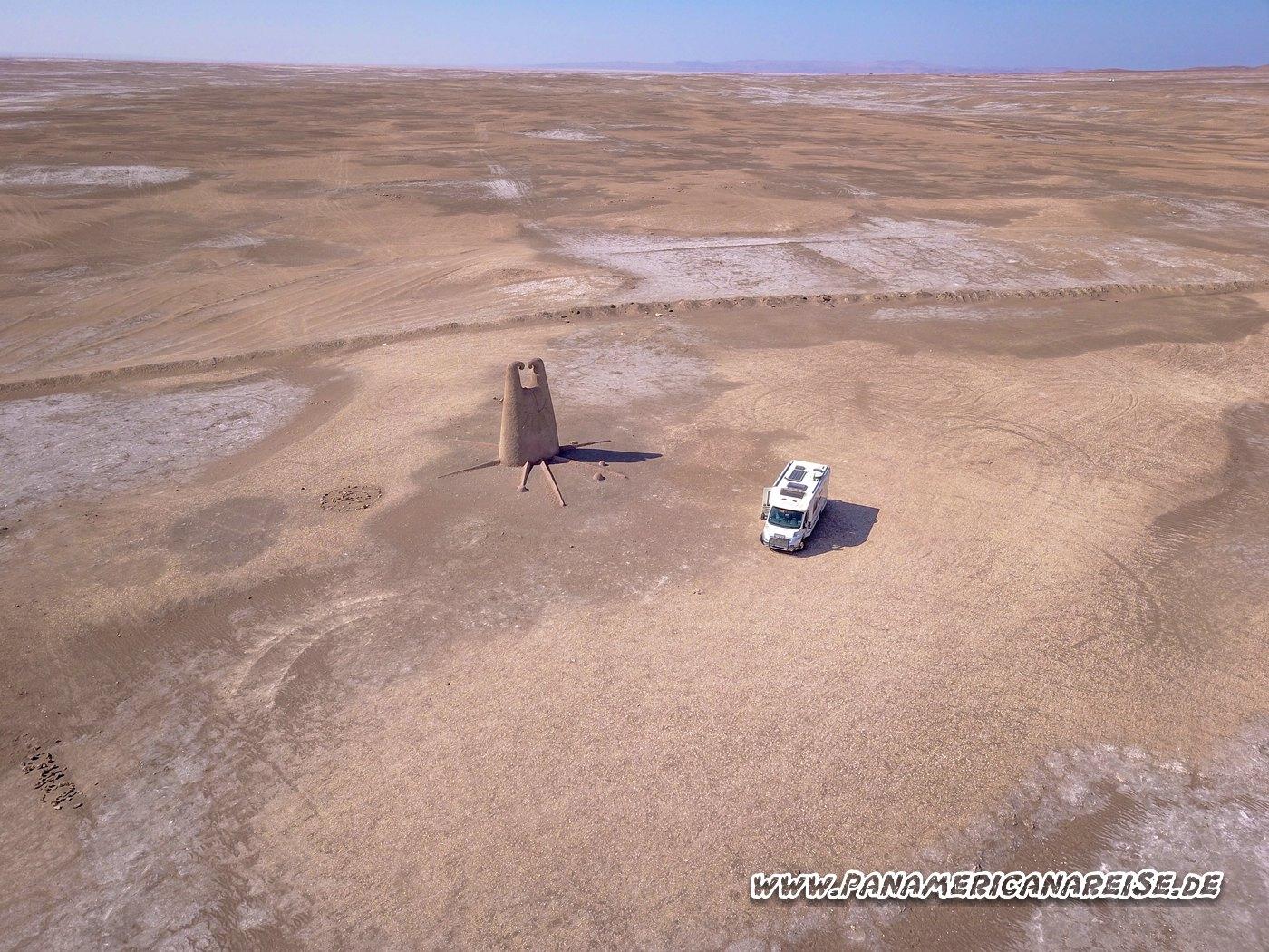Atacama Wüste Chile Presencias Turtelares
