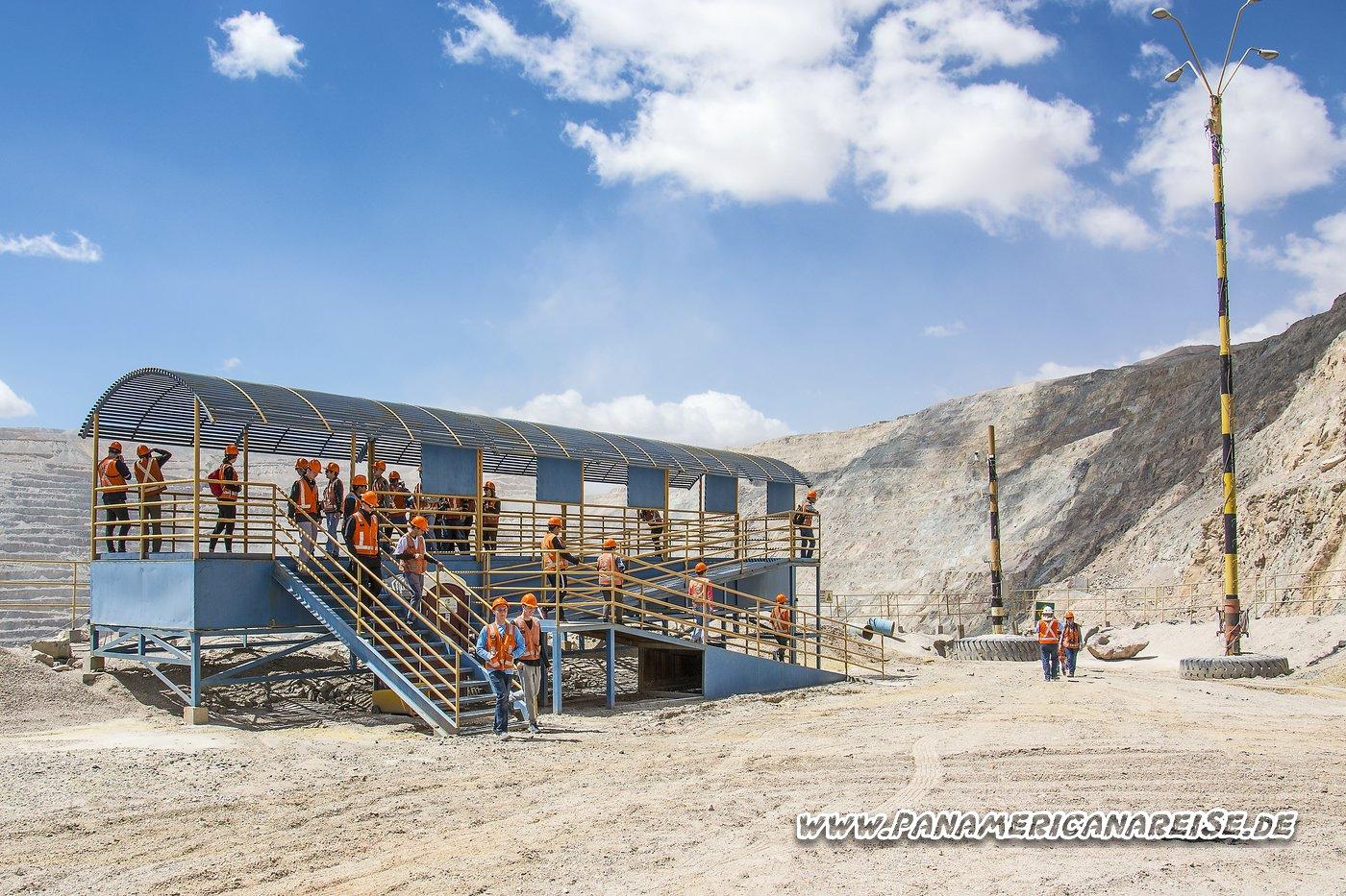 Chile Chuquicamata Kupfermine