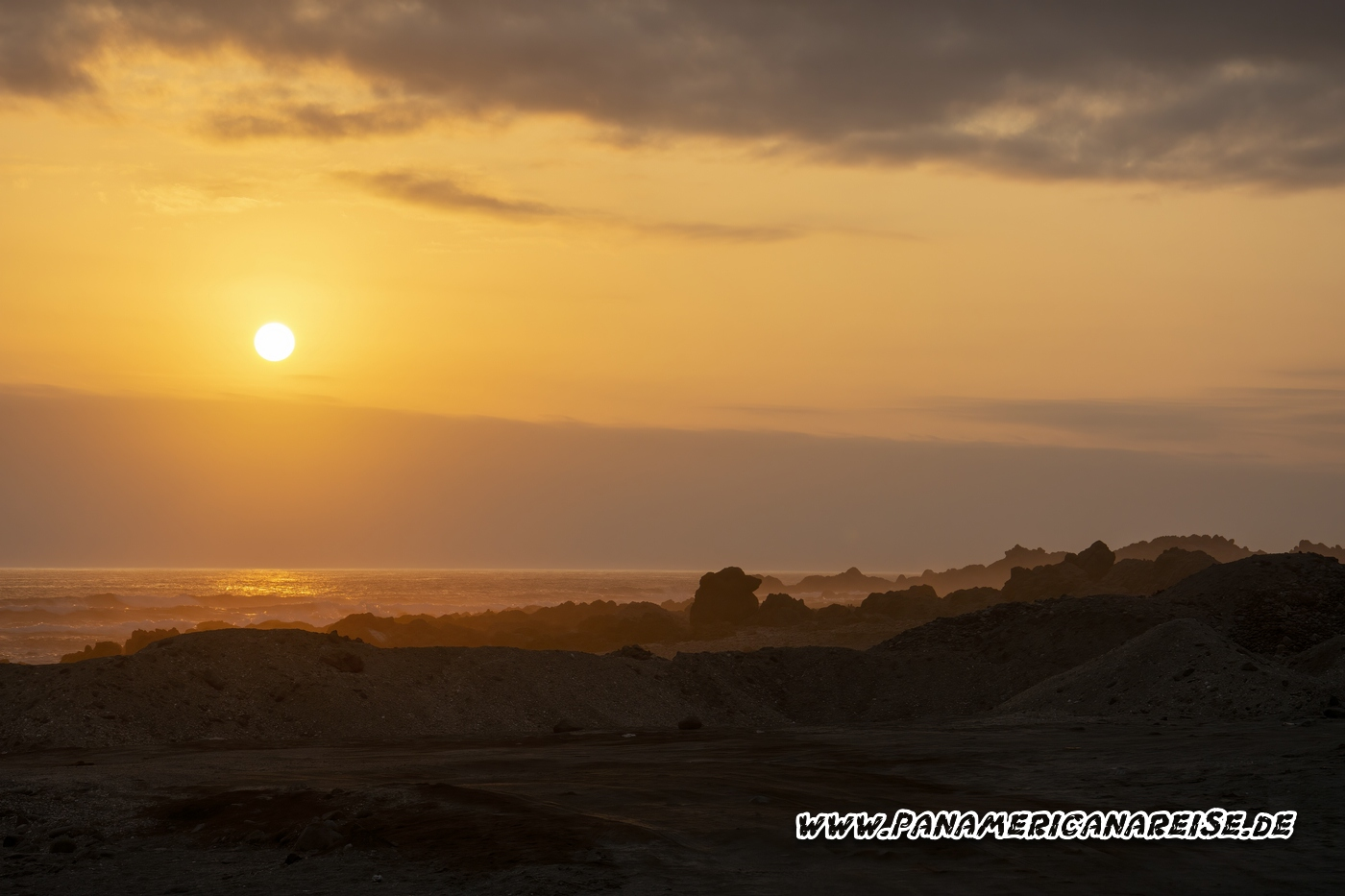 Peru Sonnenuntergang