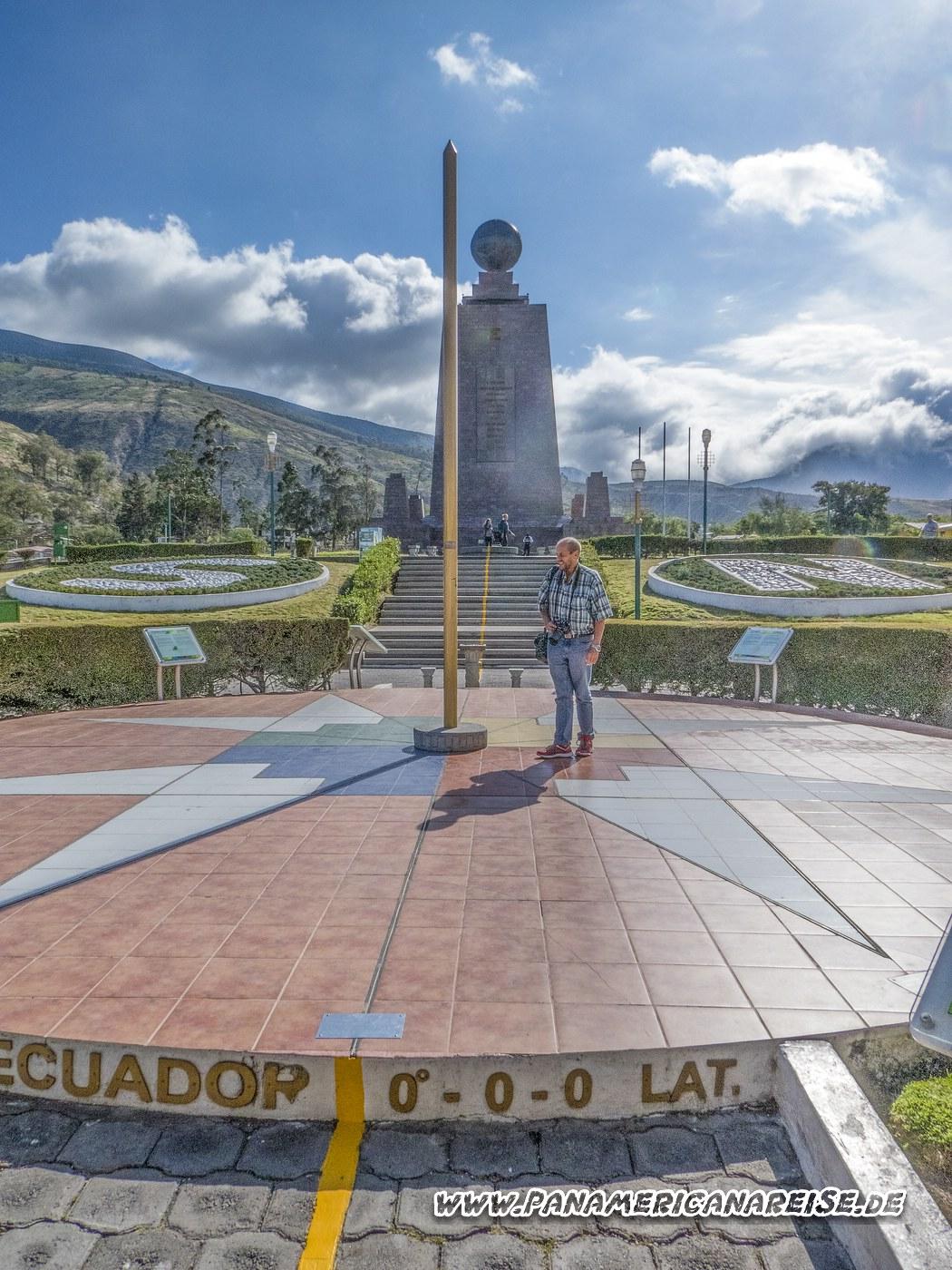 Ecuador Museum Quito Äquator Mitad del Mundo