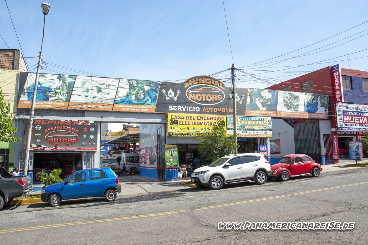 Mundial Motors Arequipa Peru
