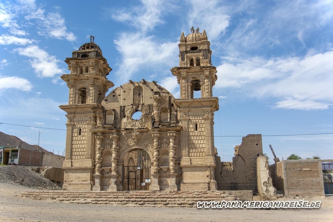 Kirche San José de Nasca Peru