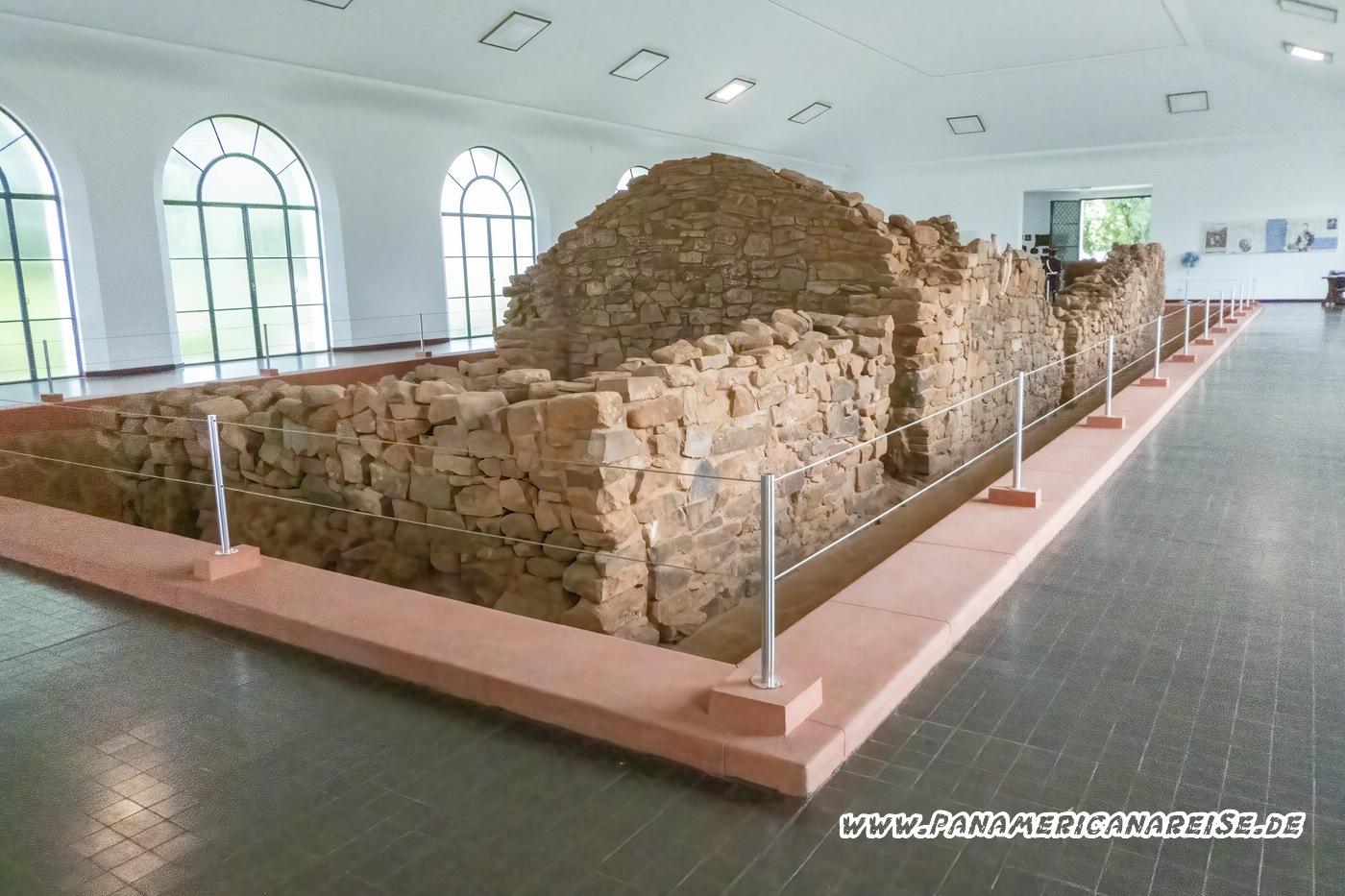 Yapeyu Argentinien Museo San Martin Casa Natal